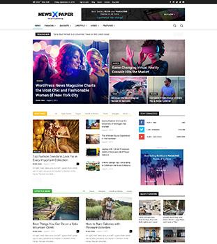 default pro News Portal Websites Design