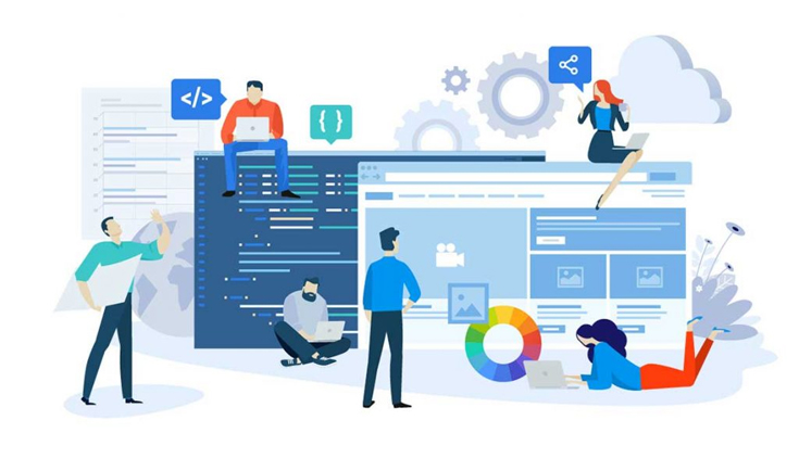 Website and App design in Dhanbad Jharkhand