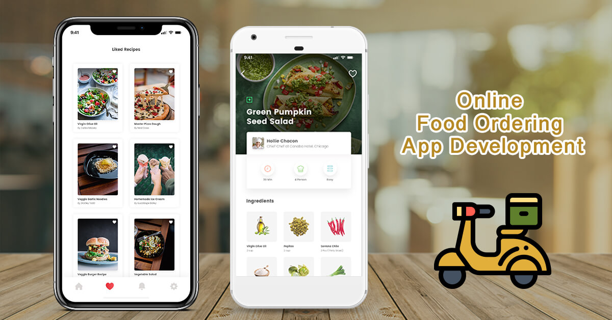 Start an Online food delivery business, App and website