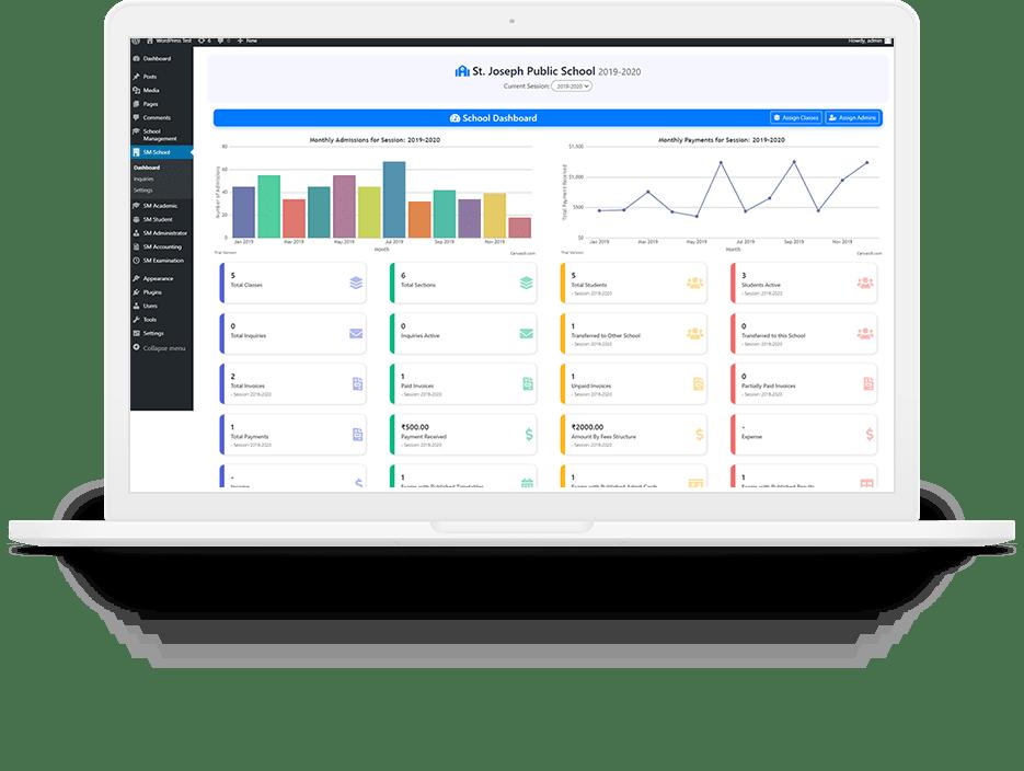 School Management system   Website and App