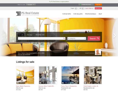 Real Estate website @ 15999 only