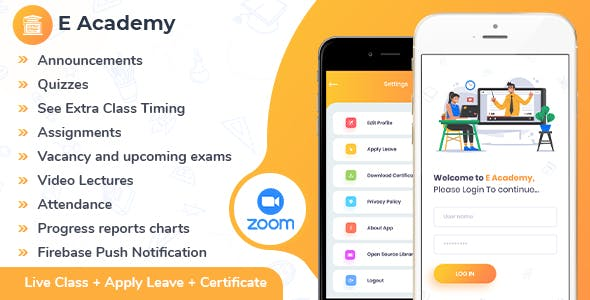 Education institute App Development – for Institutes, Tuitions, and Schools