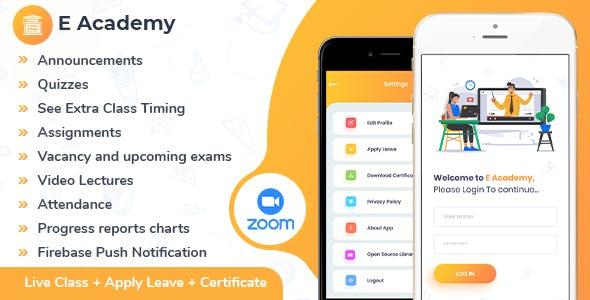 Education institute App Development – for Institutes, Tuitions, and Schools
