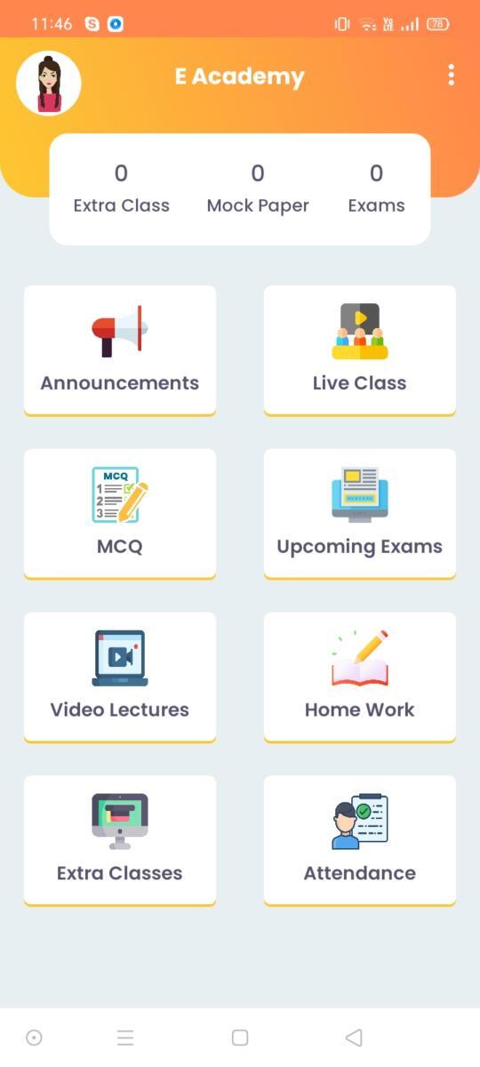 school app development dhanbad